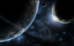 High-resolution desktop wallpaper Homeworld by Phil2001