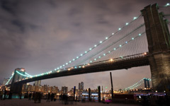 High-resolution desktop wallpaper Brooklyn Bridge by yms