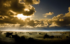 High-resolution desktop wallpaper Pacific Sunset by IJS Photography