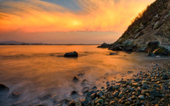 High-resolution desktop wallpaper San Patricio Bay by TheReal7