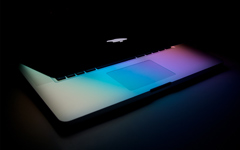 High-resolution desktop wallpaper MacBook Pro, Just Awesome by rheza Pahlevi