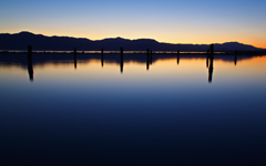 High-resolution desktop wallpaper The Salton Sea by matt mosher