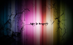 High-resolution desktop wallpaper Age is Beauty by sirakos