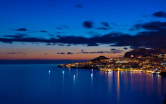 High-resolution desktop wallpaper Funchal Bay by RubenFreitas