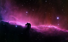 High-resolution desktop wallpaper Horsehead Nebula by chriscologne