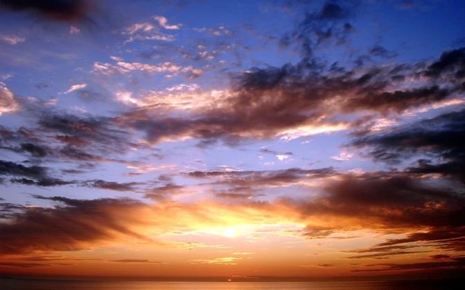 High-resolution desktop wallpaper Nantucket Sunset by ckcallen