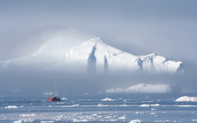 Greenland Mystery