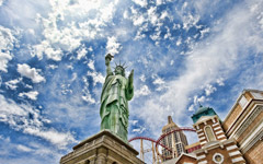 High-resolution desktop wallpaper NYNY Liberty by D Kindred
