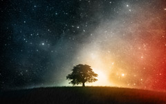High-resolution desktop wallpaper Cosmosition by Dominic Kamp