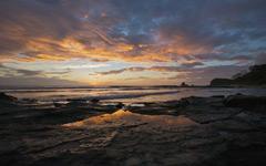 High-resolution desktop wallpaper Maderas Beach by parisall