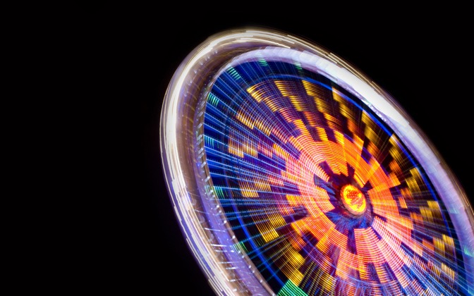 High-resolution desktop wallpaper All the Fun of the Fair by onis_uk