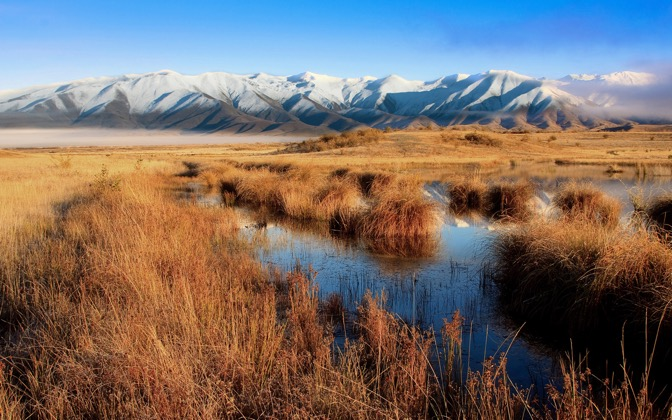 High-resolution desktop wallpaper Mackenzie Country by Chris Gin
