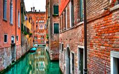 High-resolution desktop wallpaper Venetian Roads by xander562