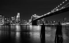 High-resolution desktop wallpaper New York City by Fiton Gjonbalaj