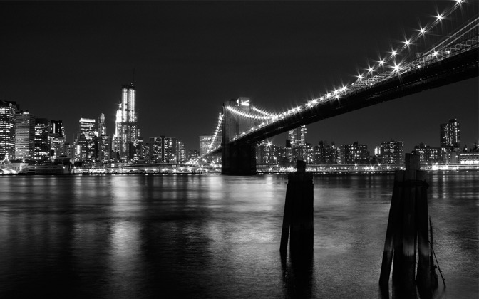 High-resolution desktop wallpaper New York City by Fiton Gjonbalaj