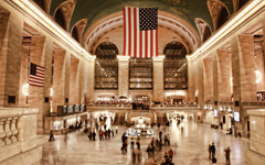 High-resolution desktop wallpaper Grand Central Terminal by Fiton Gjonbalaj