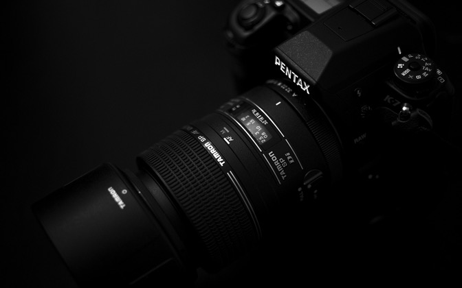 High-resolution desktop wallpaper Pentax K7 with Tamron 90mm macro by Armin Hadzic