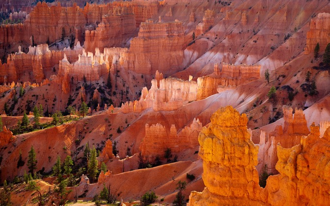High-resolution desktop wallpaper Unforgettable Bryce by Philippe Clairo
