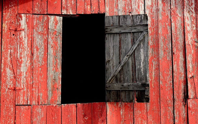 High-resolution desktop wallpaper Barn Forgotten by Ferguson