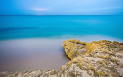 High-resolution desktop wallpaper Azure Serenity by paul.charles.k