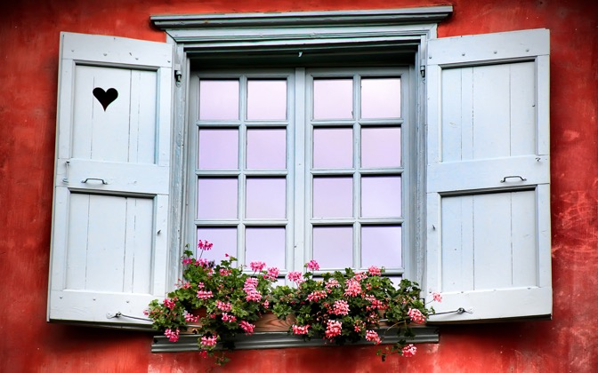 High-resolution desktop wallpaper Love Window by Jordan M.