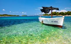 High-resolution desktop wallpaper Croatian Boat by Philippe Clairo