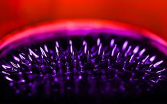 High-resolution desktop wallpaper Ferrofluid by onis_uk