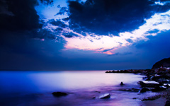 High-resolution desktop wallpaper Ocean Colours by Chuck