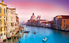 High-resolution desktop wallpaper Veni Vidi Venice by Dominic Kamp