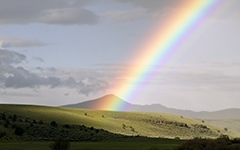High-resolution desktop wallpaper Ochoco Rainbow by adairtd