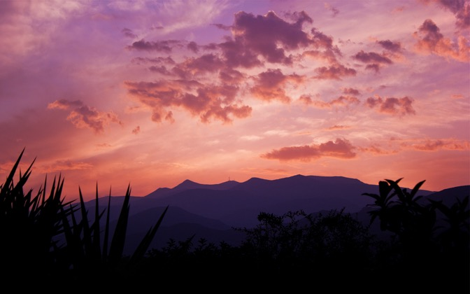 High-resolution desktop wallpaper A Spanish Sunset... by onis_uk