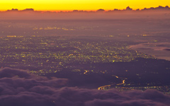 High-resolution desktop wallpaper Mt. Fuji by SinaiB