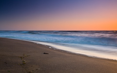 High-resolution desktop wallpaper Drakes Beach by Sean Hanlon