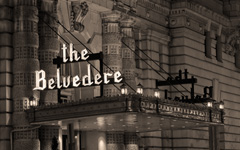 High-resolution desktop wallpaper The Belvedere by chickenwire