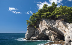 High-resolution desktop wallpaper Petrovac na Moru by byjakub