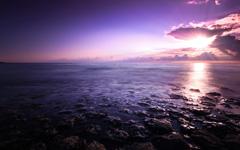 High-resolution desktop wallpaper Northern Sundown by Chuck