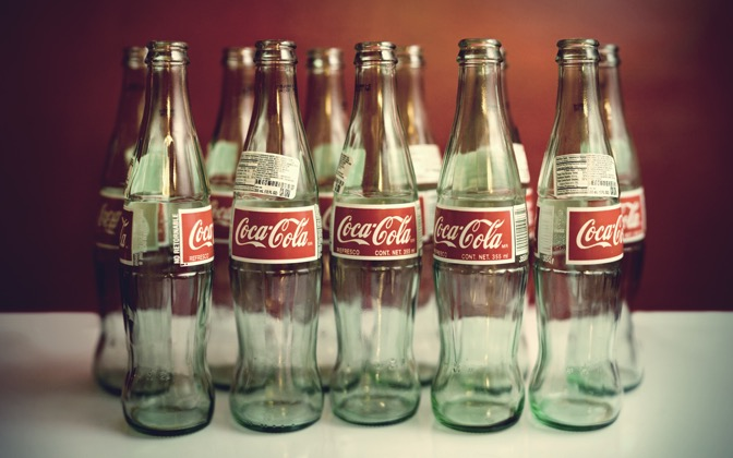 High-resolution desktop wallpaper Mexican Coke by emilyjune