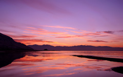 High-resolution desktop wallpaper Stansbury Island - Great Salt Lake by gregp
