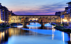 High-resolution desktop wallpaper Ponte Vecchio by jaullmann2