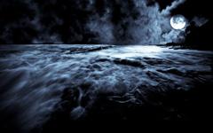 High-resolution desktop wallpaper The Moonrise by Kymo