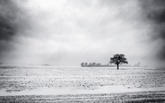 High-resolution desktop wallpaper Winter Landscape by fotografieloft