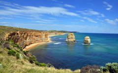 High-resolution desktop wallpaper Great Ocean Road by phodges