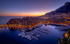 High-resolution desktop wallpaper A Demain, Fontvieille by Crevisio