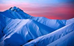 High-resolution desktop wallpaper Blue Morning by salar