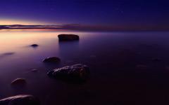 High-resolution desktop wallpaper Sunrise over Superior by Zaitz