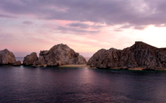 High-resolution desktop wallpaper Mazatlán Sunset by Goomba