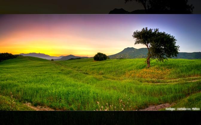 High-resolution desktop wallpaper Sardegna - Castiadas Loc. Mallocu by anloboz