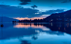 High-resolution desktop wallpaper Tegernsee feeling by EMK