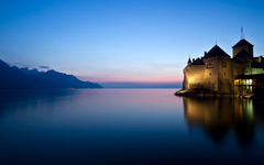 High-resolution desktop wallpaper Montreux by nau