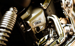 High-resolution desktop wallpaper Yamaha by draganche